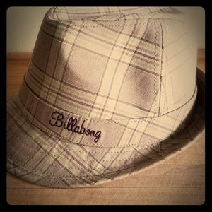 Women's Billabong fedora hat